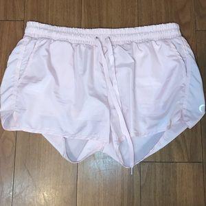 Zyia Blush Bomber Shorts